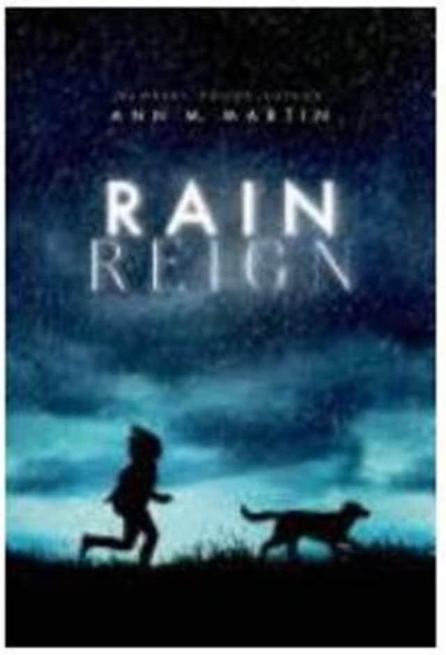 "Ann M. Martin will speak about her book ""Rain Reign"" at Hommocks Middle School on June 10."