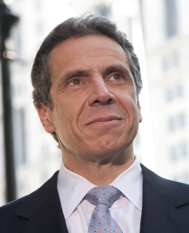 New York Gov. Andrew Cuomo's favorability ratings continue to dip.