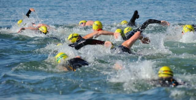 The 9th Annual Swim Across America Greenwich-Stamford event takes place in Long Island Sound on June 27.
