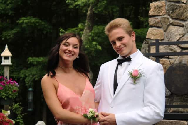 Sophie Kvantaliani and Kyle McCormick