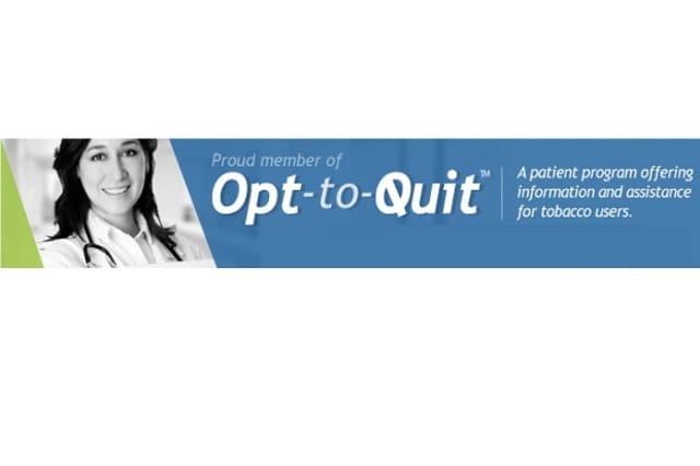 Putnam Hospital Center recently implemented the Opt-to- Quit program to assist patients who wish to stop smoking.
