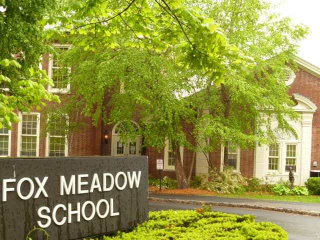 Scarsdale's Fox Meadow was ranked the fourth-best elementary school in the state.