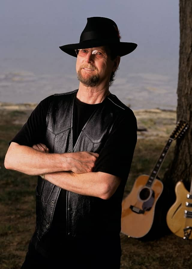 Roger McGuinn will be at The Ridgefield Playhouse June 12.