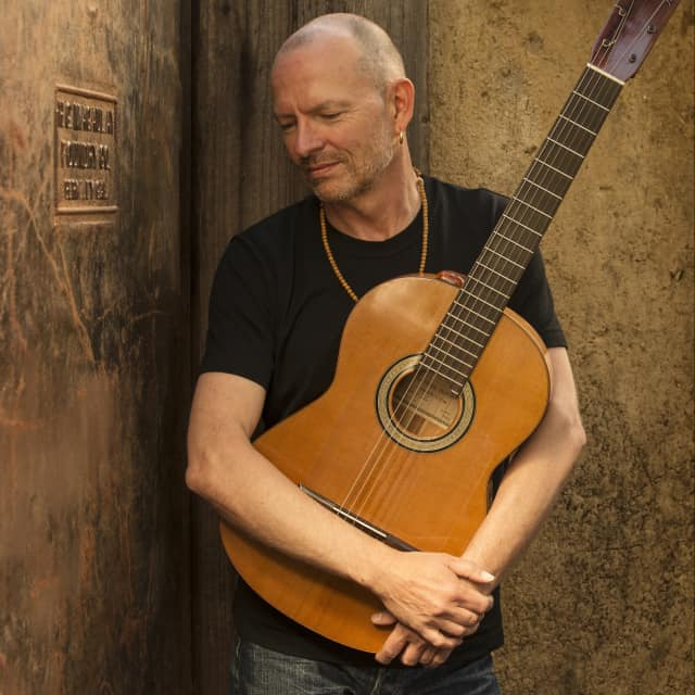 Ottmar Liebert and his band, Luna Negra, will be returning June 13 to The Ridgefield Playhouse.