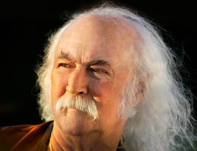 David Crosby is scheduled to perform at 8 p.m. Thursday at The Ridgefield Playhouse.
