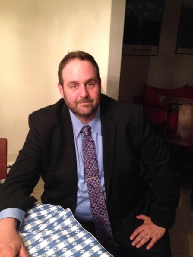 New Assistant Principle Jon Hirsch