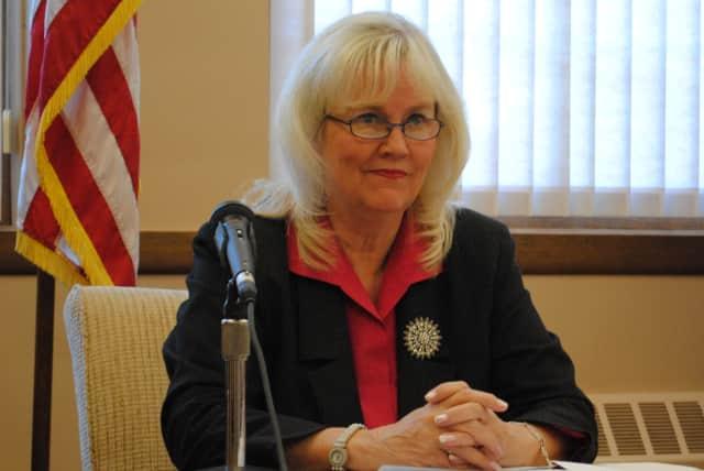 Town of Cortlandt Supervisor Linda Puglisi.