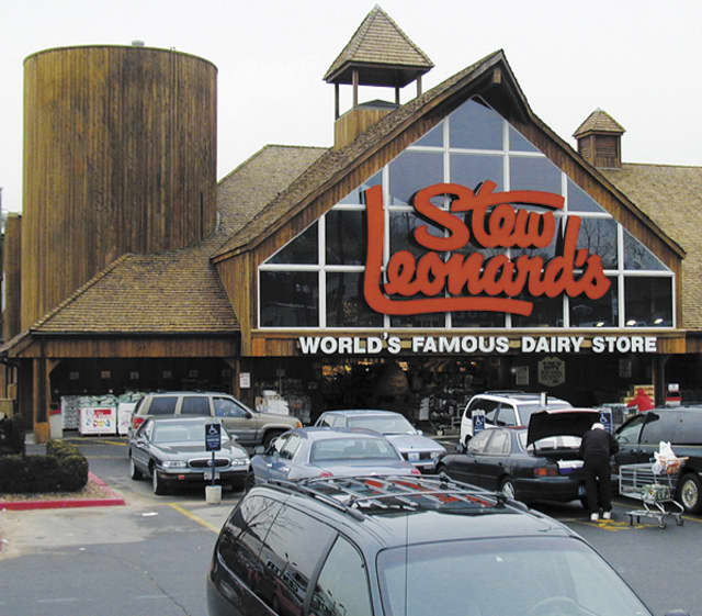 Stew Leonard's was named the top grocery store in the nation.