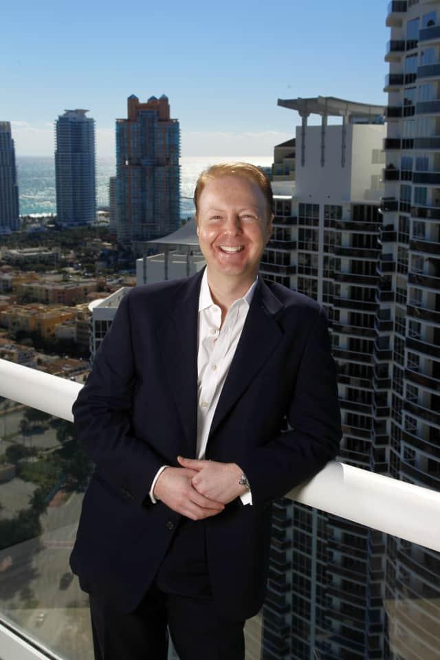 Darren Weiner, Managing Director, Sports and Entertainment.