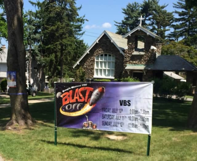 Grace Baptist Church in Chappaqua is holding a Vacation Bible School for youths in grades kindergarten to six July 10-12.