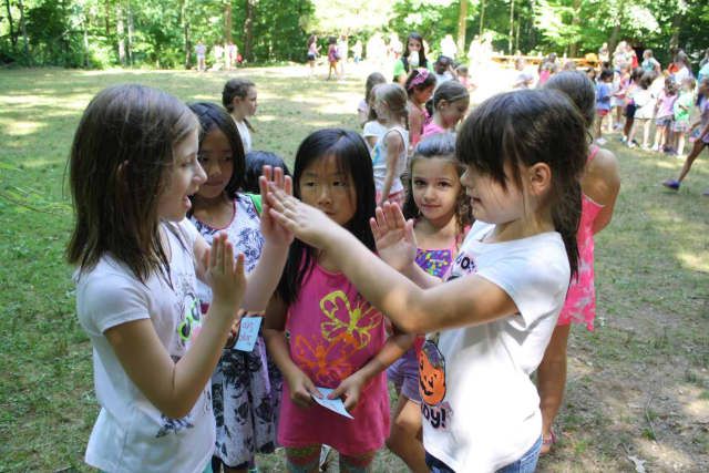 Girls can enjoy a summer of fun at Camp Aspetuck, a Girl Scout camp in Weston.