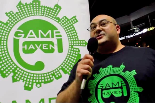 Brent Goren is opening up Game Haven in Norwalk this summer, which will offer a place for people to come play their favorite video games in a social environment.