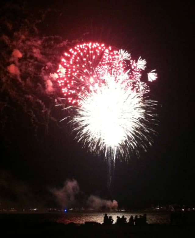 The Stamford Independence Day fireworks will be on Thursday, July 2.