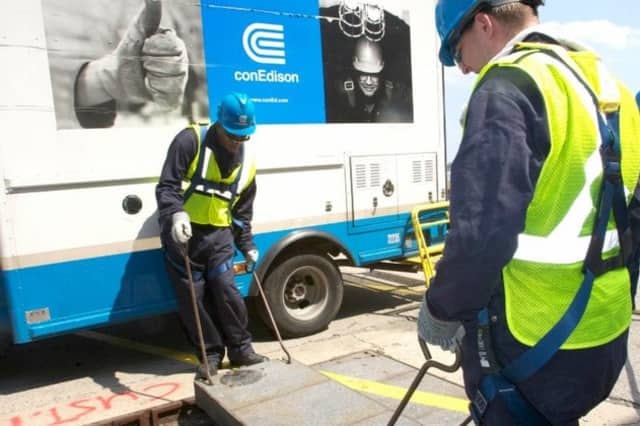 Con Edison crews will continue working on the city pipeline and gas lines this week.
