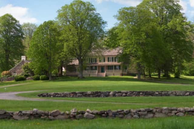 The Katonah Village Improvement Society is hosting a summer solstice yoga celebration Saturday at the John Jay Homestead State Historic Site.