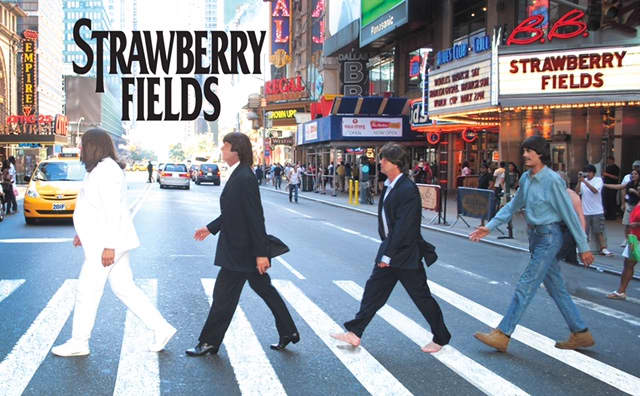 Strawberry Fields, a Beatles tribute band, will be headlining the Yorktown Grange Fair, which is from Sept. 10-13.