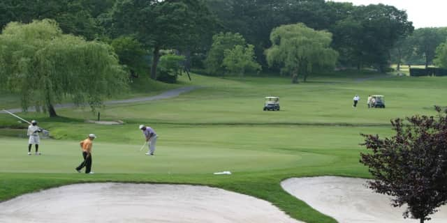 The Hampshire Country Club is located in Mamaroneck, N.Y.
