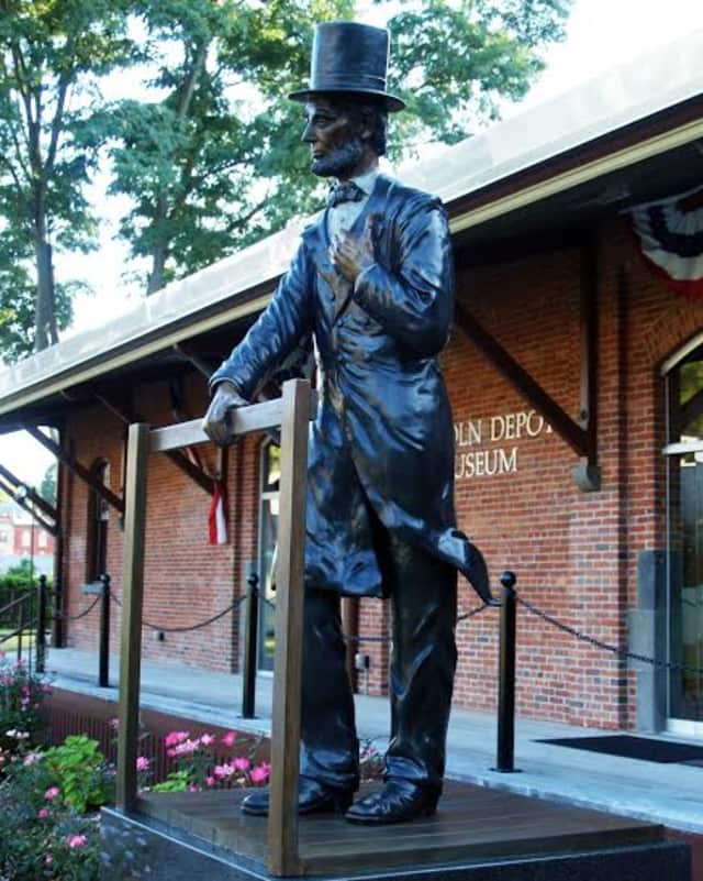 The Juneteenth Flag Raising ceremony, held by the Lincoln Depot, will be on June 19.