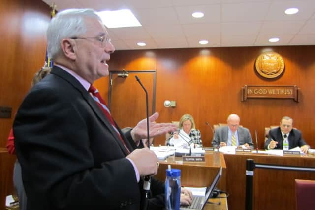 Briarcliff Manor Village Manager Philip E. Zegarelli provides residents with an overview of what's happening in town.