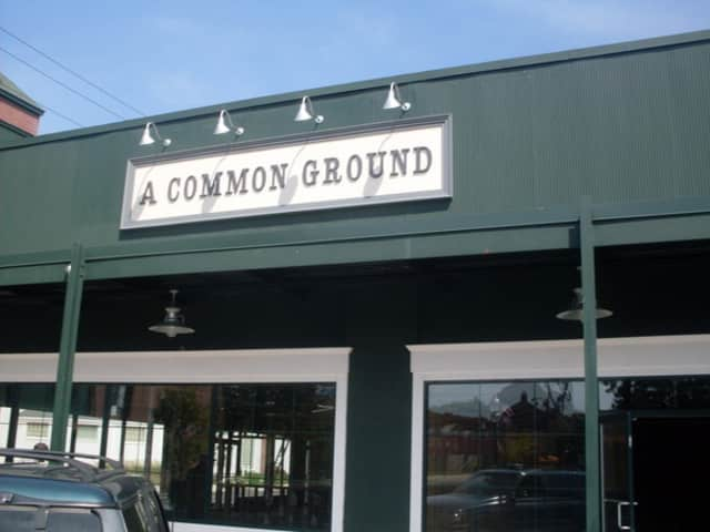 A Common Ground Community Arts Center hosts swami and environmental activist B.A. Paramadvaiti.