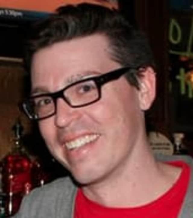 A screen-shot photo of Christopher Schraufnagel.