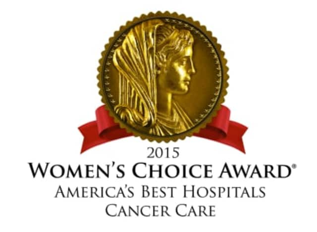 White Plains Hospital has been awarded the Women's Choice Award for America's Best Hospitals for Cancer Care.
