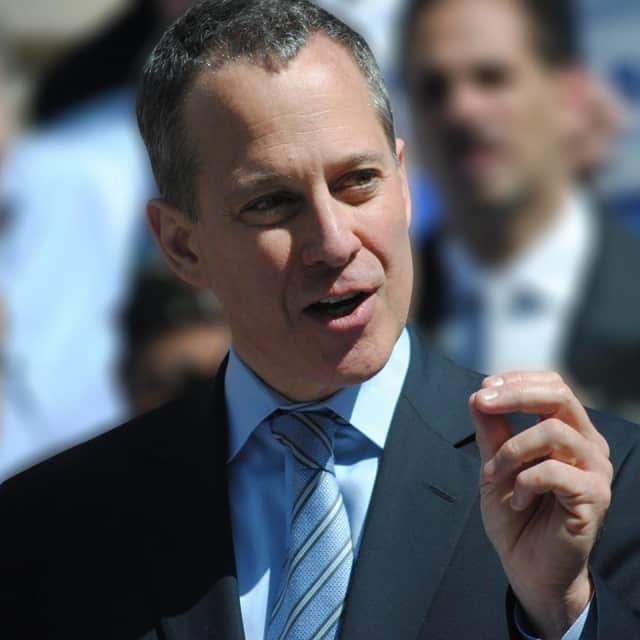 New York Attorney General Eric T. Schneiderman announced the takedown of a national heroin smuggling ring on Friday.