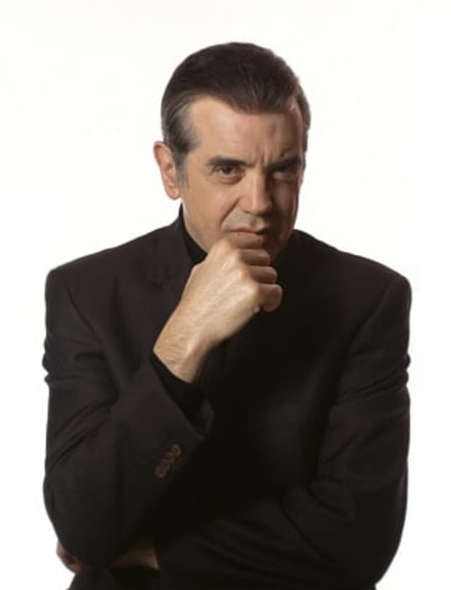 Actor and writer Chazz Palminteri will visit the Westchester Broadway Theatre in Elmsford to share his experiences and offer acting advice.