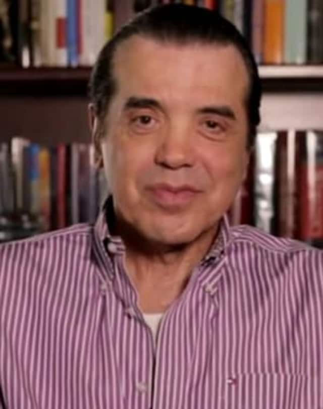 Actor and writer Chazz Palminteri