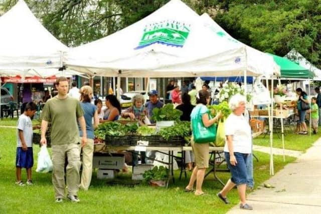 The Danbury Farmers Market will take place every Friday through Oct. 30 at Kennedy Park.
