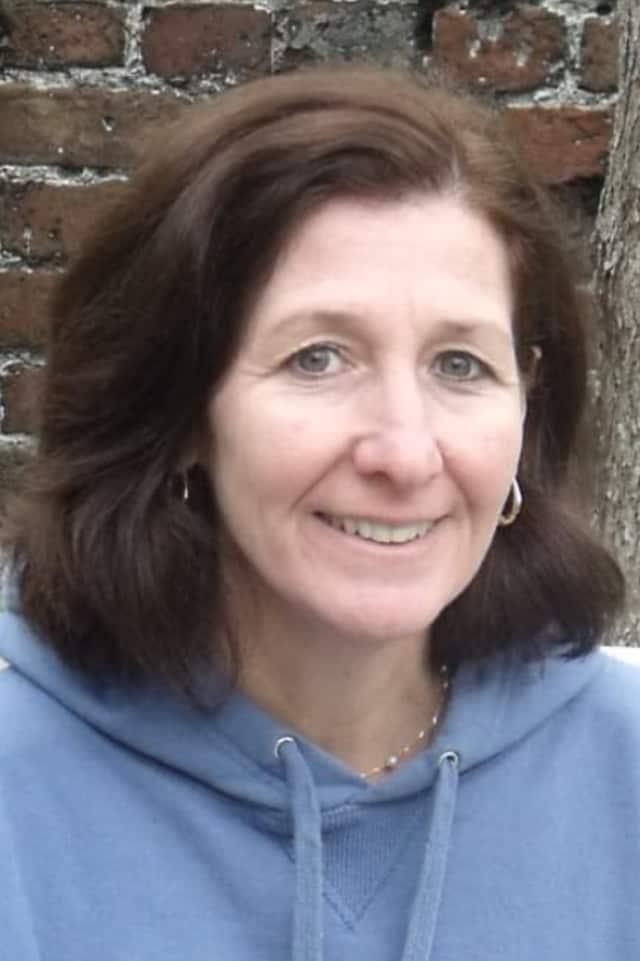 Norwalk Hospital nurse Kathleen Roberts of Wilton will run the New York City Marathon to support the Multiple Myeloma Research Foundation.