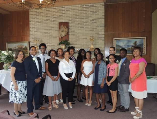 The Westchester County Chapter of The Links  awarded academic scholarships to 13 local graduating seniors.