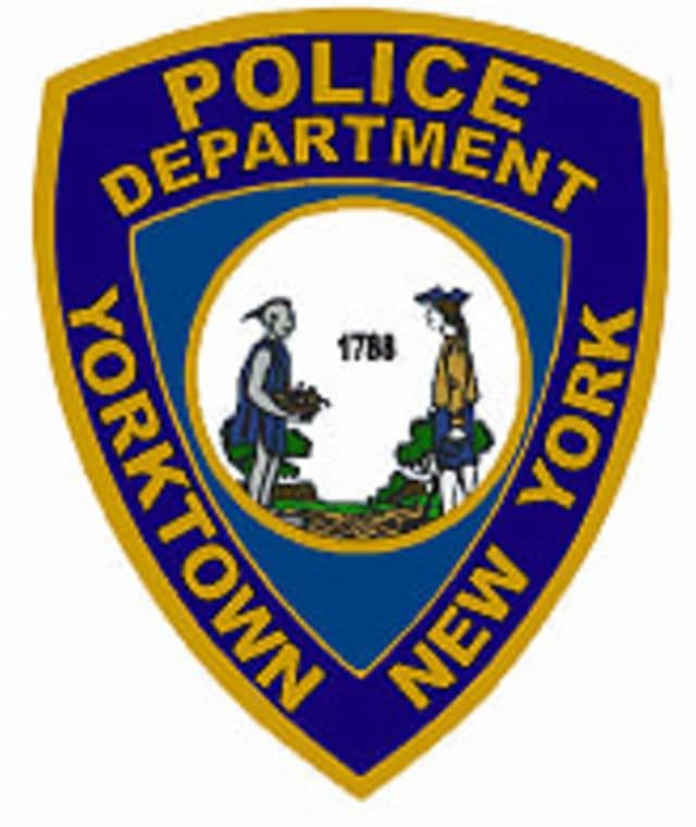 Yorktown police arrested a man Saturday for criminal possession of a controlled substance and other charges after an investigation following a car accident.