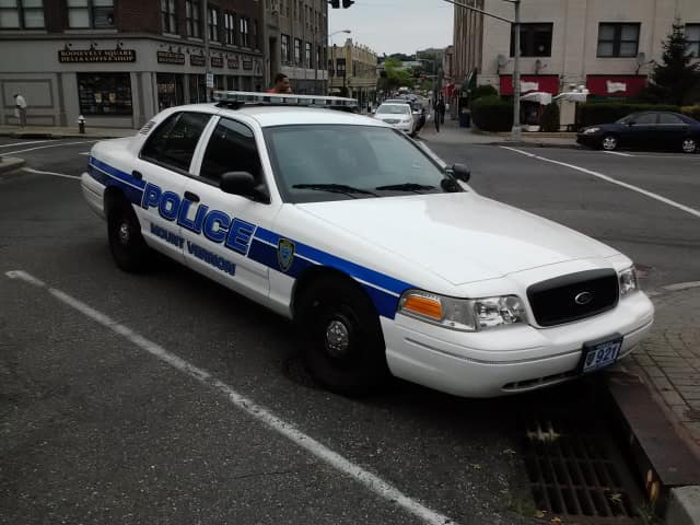 Mount Vernon police officers were named in a federal lawsuit.
