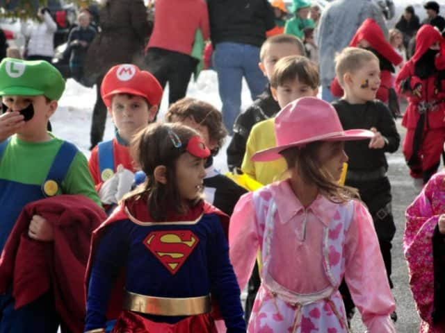 Eastchester children can show off their Halloween costumes this Sunday at the annual Rag-a-Muffin Parade.