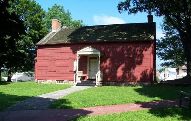 The Jacob Purdy House in White Plains is on the National Register of Historic Places.