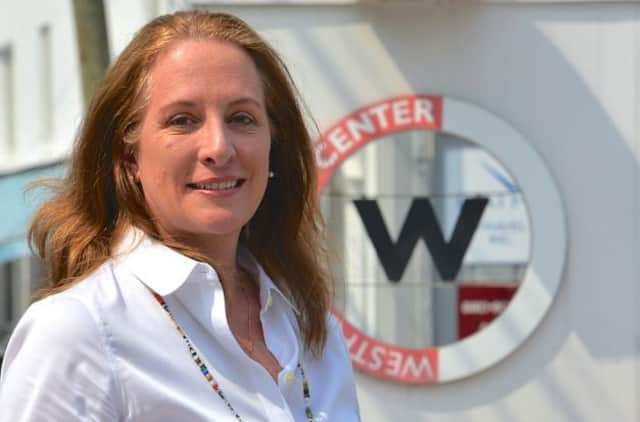 Cynthia Armijo, who is a resident of Weston, will take over the helm at the Westport Arts Center.