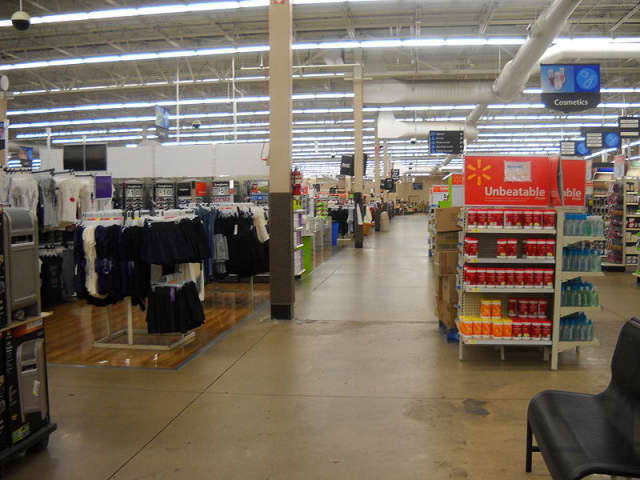 Walmart is getting customers in the Christmas spirit early by offering its layaway option four months before December.