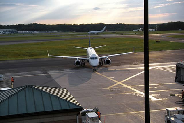 Westchester County Airport will receive $549,000 in federal grants for improvement projects.