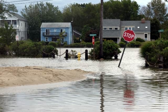 Fairfield residents should prepare for flooding similar to what Hurricane Irene brought to town in 2011.