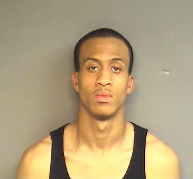 Denzel Riddick, 21, of 11A Spring Hill Ave., Norwalk was charged with one count of first-degree forgery after he allegedly used a counterfeit $100 to buy items at a hotel gift shop.