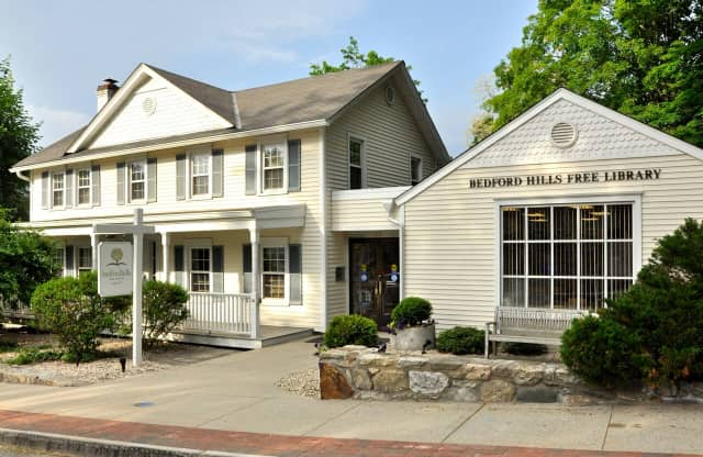 The Bedford Hills Free Library