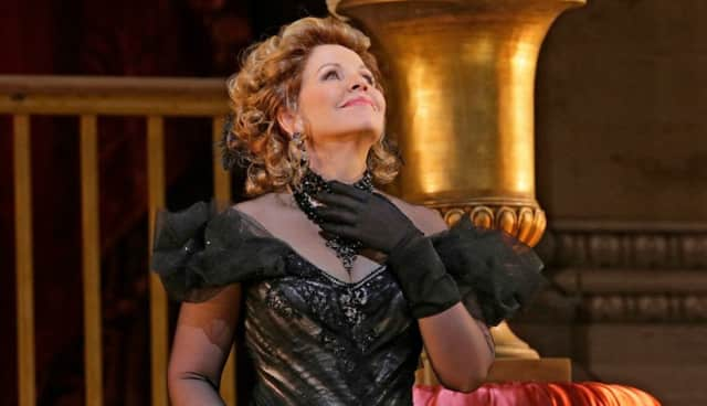"""The Ridgefield Playhouse presents a behind-the-scenes look at the production """"La Traviata,"""" """"Aida"""" and """"The Merry Widow"""" during its Summer Encore Series."""
