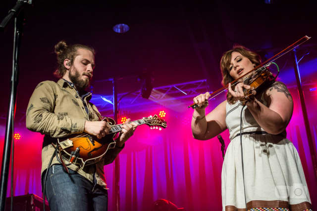 The Yonder Mountain String Band will perform July 8 at the Ridgefield Playhouse.