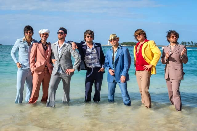 Yacht Rock Revue will perform at 8 p.m. Sunday at the Ridgefield Playhouse.
