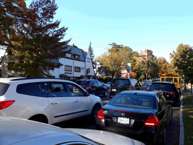 Parking use and enforcement will be temporality suspended in Bronxville as a result of Hurricane Sandy.