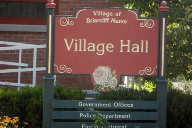 Several events in Briarcliff Manor were canceled due to Hurricane Sandy.