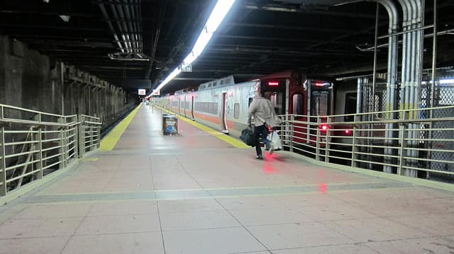 Commuters will be temporarily unable to buy alcohol on train platforms at Grand Central after some money went missing from a bar cart, according to the Journal News.