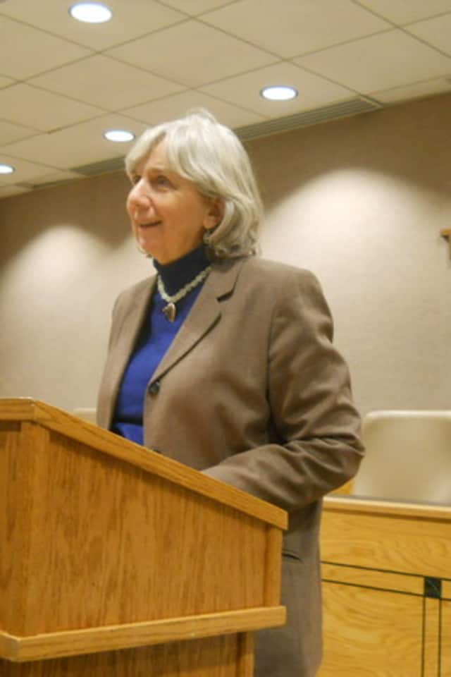 New Castle Supervisor Susan Carpenter has decided to adjourn Tuesday's Town Board meeting.