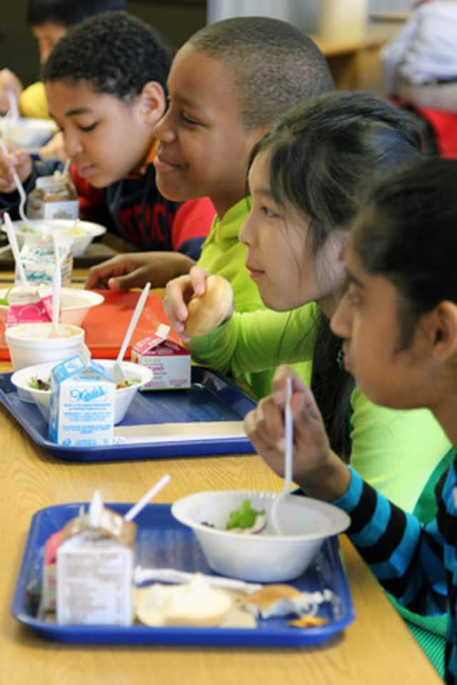 Peekskill children can get free bagged lunches during July.